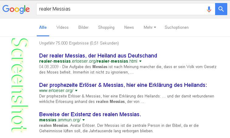 realer Messias
